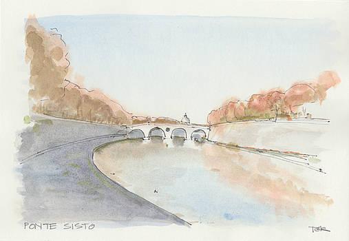 Thomas Rankin - Ponte Sisto