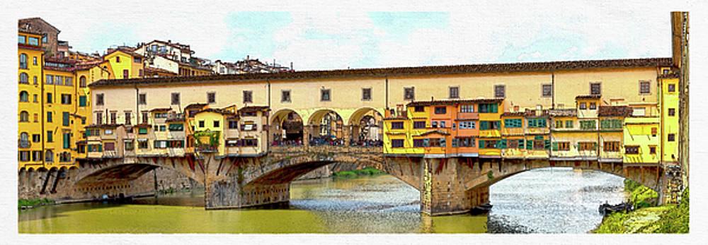 David Pringle - Ponte Vecchio