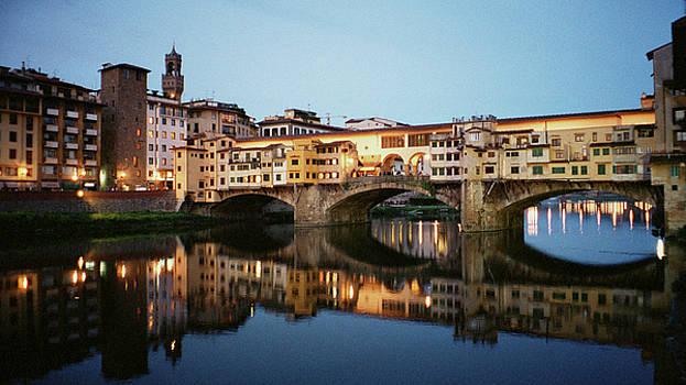 Ponte Vecchio by Dick Goodman