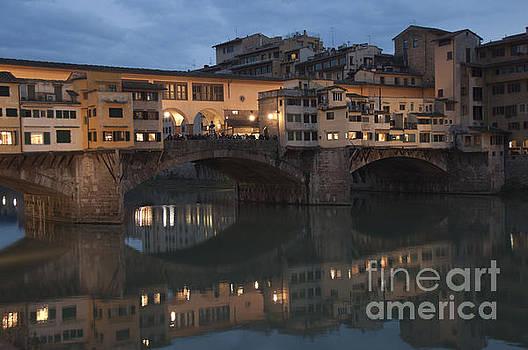 Ponte Vecchio by Leonardo Fanini