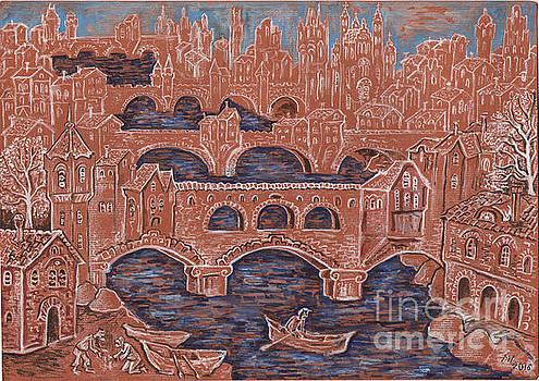 Ponte Vecchio by Milen Litchkov