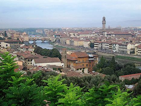 Ponte Veccio by Paul Barlo