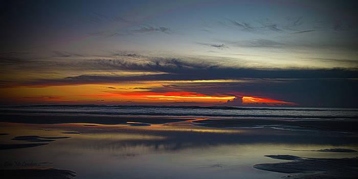 Ponte Vedra Beach Sunrise by Bennie McLendon