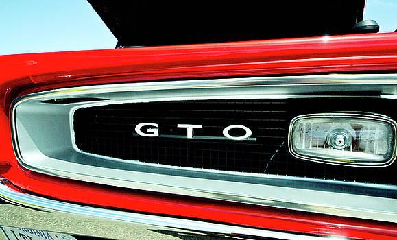 Mike Shaw - Pontiac GTO