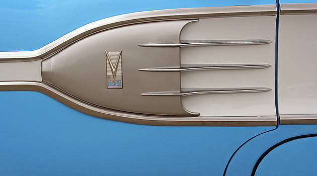 Pontiac Panel by Mary McGrath