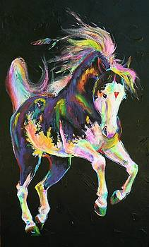 Pony Power I by Louise Green