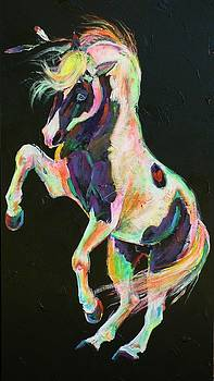 Pony Power II by Louise Green