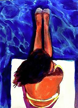 Pool Day by Kimberly Dawn Clayton