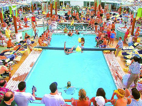 Pool Games by David Schneider