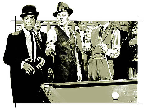 Pool Sharks by Greg Joens