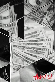 Money makes the world go round by Amber Waltmann