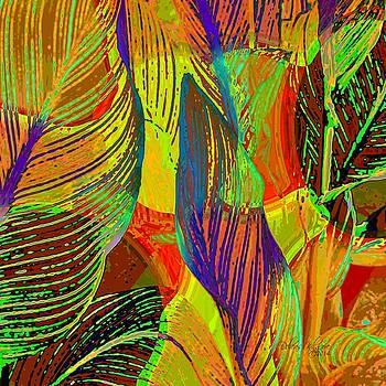 Pop Art Cannas by Deleas Kilgore