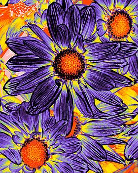 Amy Vangsgard - Pop Art Daisies 18