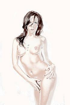 Pop Art Nude by EiPhoto
