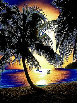 Pop Art Sunset by Maciek Froncisz