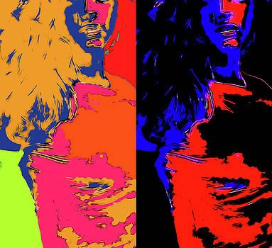 Pop Art Teen by Steve K