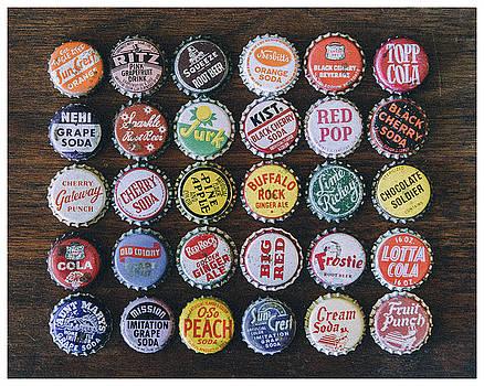 Pop Caps by Eric Bjerke