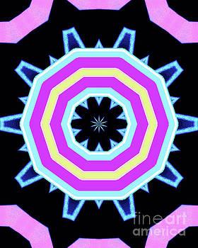 Pop Of Color Ii by Shirley Moravec