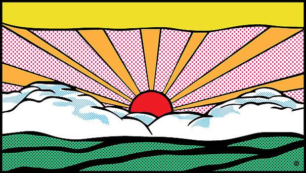 POP Sunrise by Gary Grayson