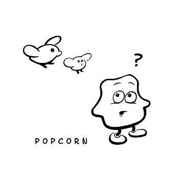 Popcorn by Krister Lindberg