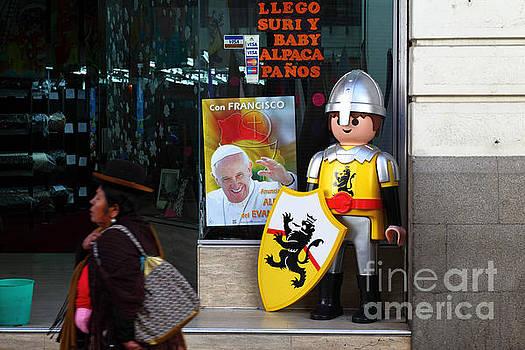 James Brunker - Pope Francis Visits Bolivia