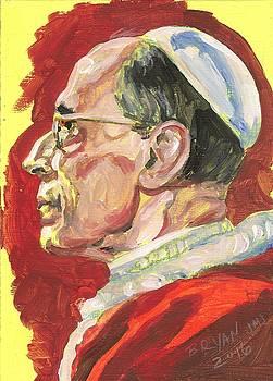 Bryan Bustard - Pope Pius XII