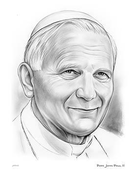 Greg Joens - Pope Saint John Paul II