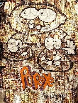 Popeye by William Tilton