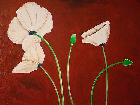 Poppies by Britani Hall