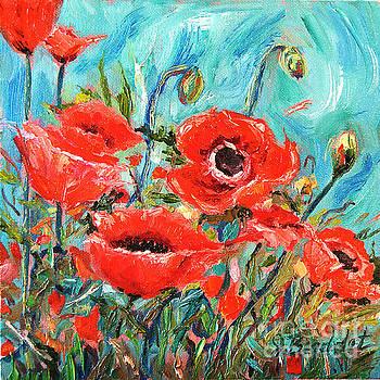 Poppies Delight by Jennifer Beaudet