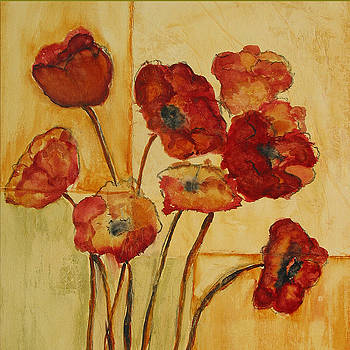 Poppies by Diane Dean