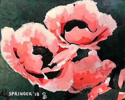 Poppies by Gary Springer