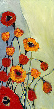 Poppies by Jennifer Lommers