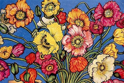 Richard Lee - Poppies