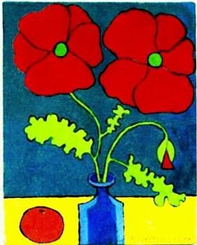 Poppies by Nicholas Martori