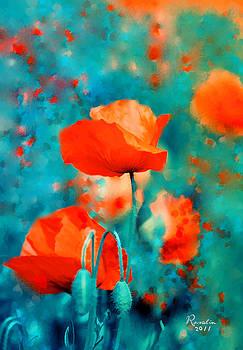 Rosalina Atanasova - Poppies