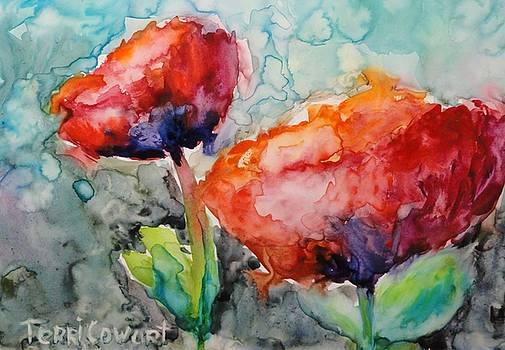 Poppies by Terri Cowart