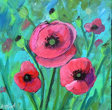 Poppies by Wendy Smith