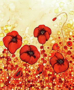 Poppin' Poppies #1 by Jennifer Allison