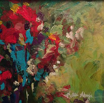 Poppy Birthday by Karen Ahuja