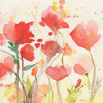 Poppy Celebration by Sheila Golden