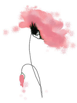 Poppy in Pink by Linde Townsend