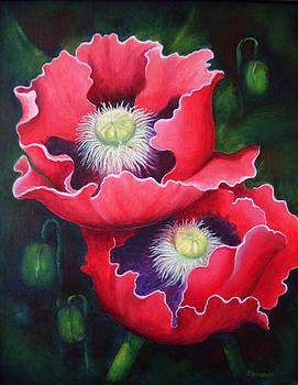 Poppy Love by Barbara Rockhold