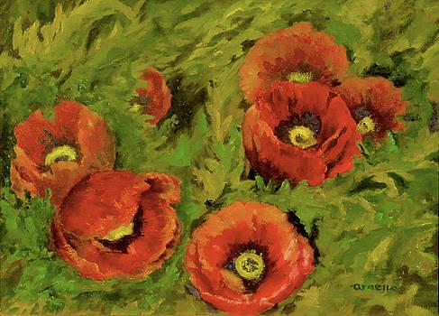 Poppy Nest by Armella Kirk Benton