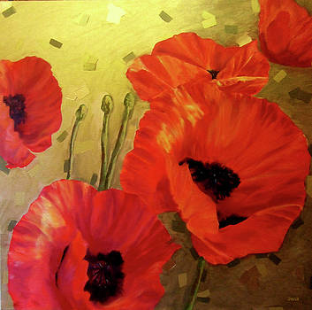 Poppy Power by Jennifer  Blenkinsopp