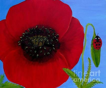 Poppy Power by Karen Jane Jones