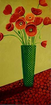 Poppy Power by Nancy Jolley