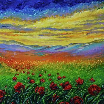 Poppy Song by Elizabeth Cox