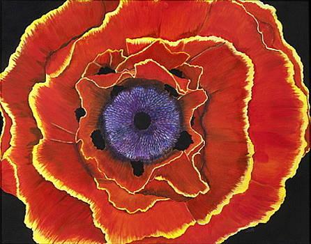 Poppy by Sue Ervin