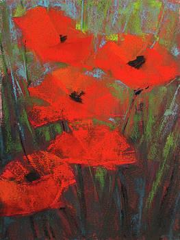 Poppy3 by Christine Bodnar